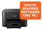 Canon MAXIFY en i-SENSYS printers + GRATIS Readiris™ Pro 15 software
