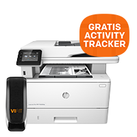 Topfit met HP: GRATIS activity tracker t.w.v. 35,- bij HP printers