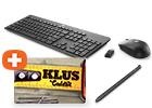 HP accessoires en desktop opties in prijs verlaagd + GRATIS klusbon t.w.v. 10,-