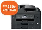 Cashback aanbieding op Brother laserprinters