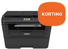 Profiteer heel februari van scherpe kortingen op Brother printers en scanners
