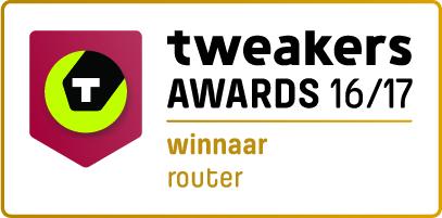 Tweakers Awardwinnaar 2016/17
