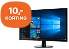 iiyama discount deals: 10,- korting op ALLE monitoren