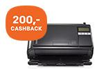 200,- Trade in op de KodakAlaris i2620 A4-scanner