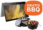 Bestel nu uw nieuwe HP notebook en krijg GRATIS een picknick BBQ t.w.v. 25,-