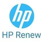 HP Renew product