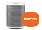 Tot 100,- korting op Sonos audio-oplossingen
