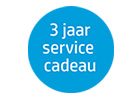 HP printers + 3 jaar garantie t/m 30 april 2018