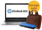 HP garage sale