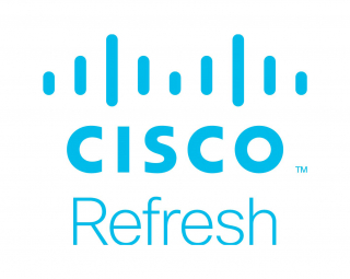 Dit is een Cisco Refresh product