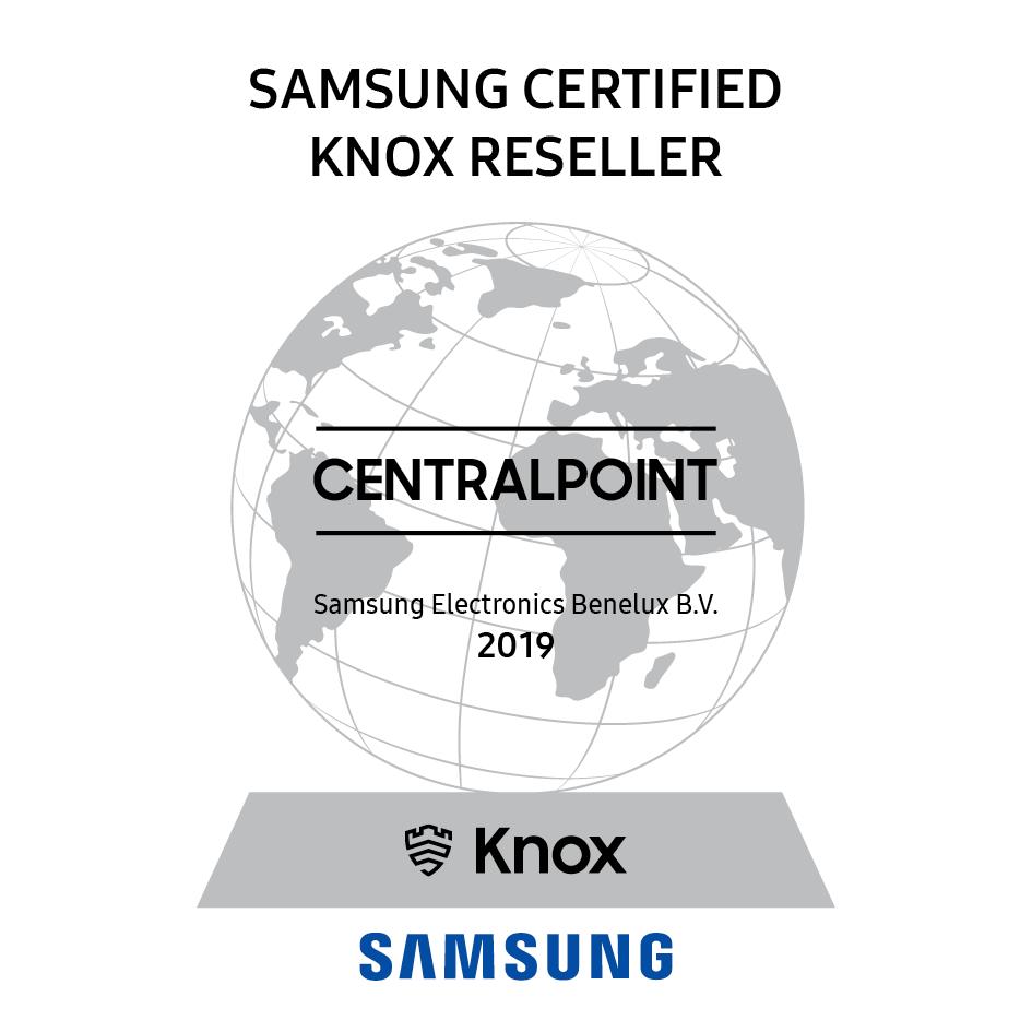 Samsung certified Knox reseller