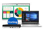 HP herfst hardlopers - beste laptops, pc's en monitoren scherp geprijsd
