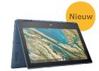 Nieuwe HP Chromebooks - gemak voor iedereen