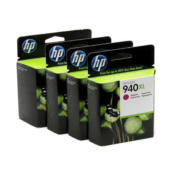 Geen verzendkosten op HP inktcartridges