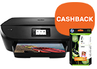 Tot 45,- cashback op HP ENVY All-in-One printers