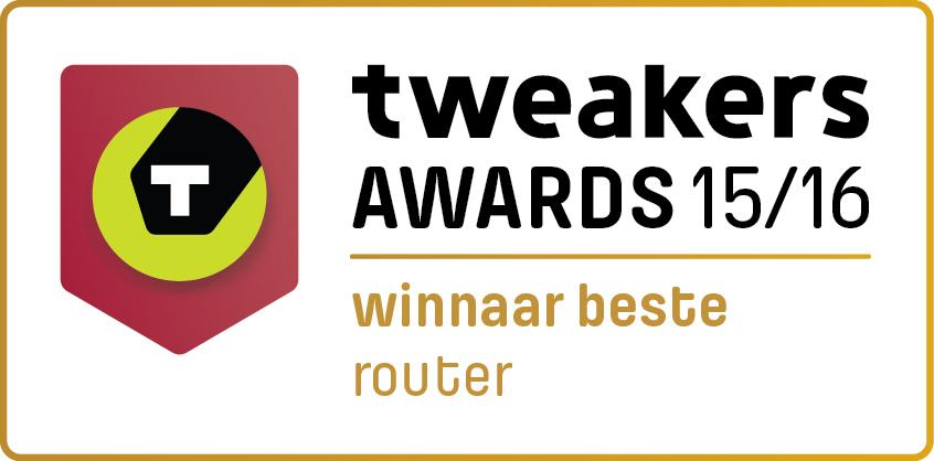 NETGEAR Nighthawk R7000 winnaar beste router