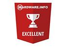 De NETGEAR ReadyNAS RN212 heeft de Hardware Info Excellent Award gewonnen!