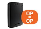 Toshiba OP = OP HDD en SSD aanbieding