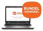 HP desktop, notebook of workstation + Microsoft Office 2016 (YG146AA)bundelvoordeel