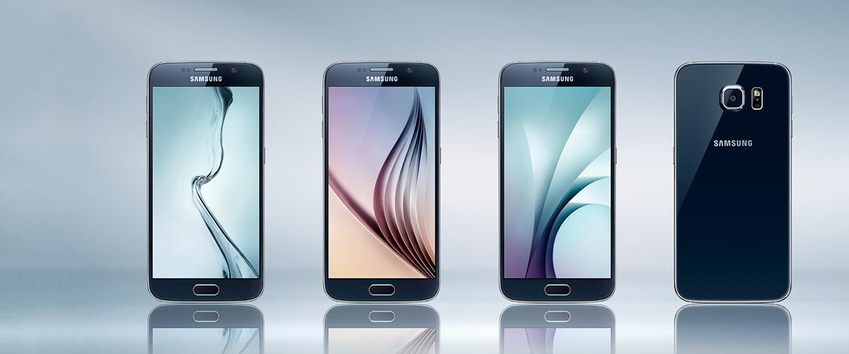 De Samsung Galaxy S6 en  S6 Edge