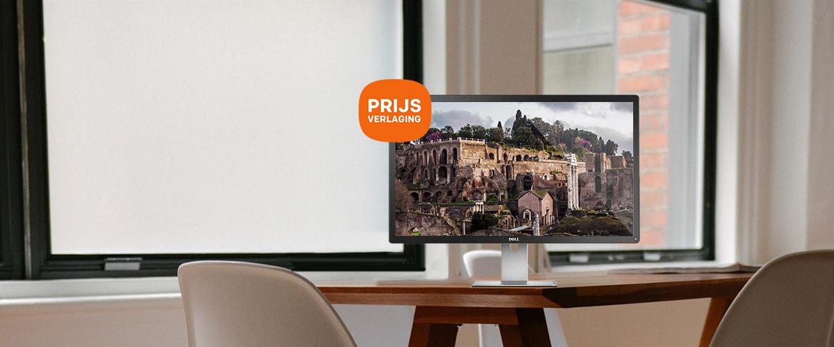 Aantrekkelijke prijsverlaging op Dell monitoren