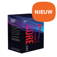 8e generatie Intel 'Coffee Lake' processoren