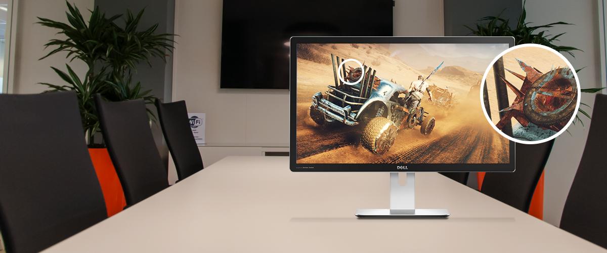 Super Dell UltraSharp 27 Monitor
