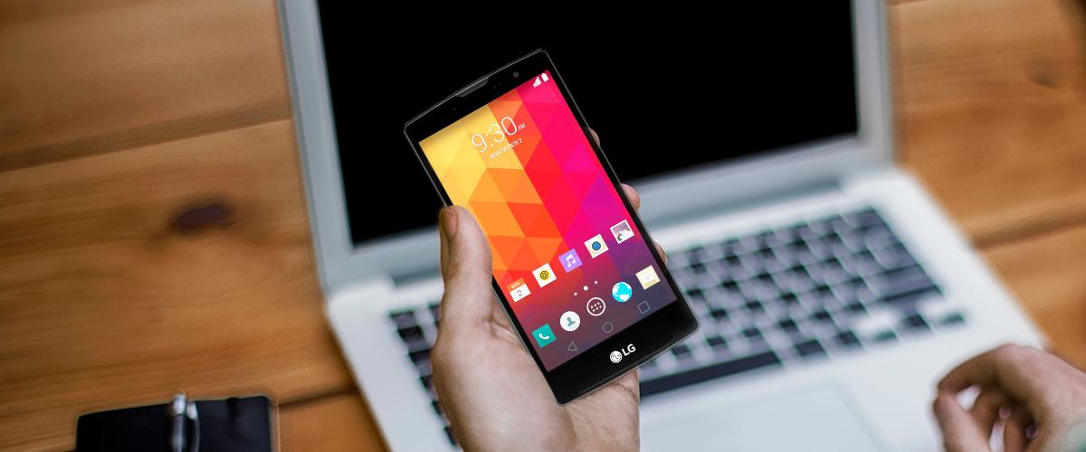 LG introduceert low-budget smartphones