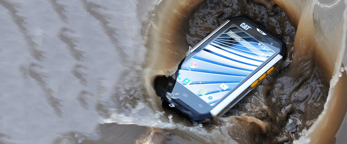 Robuuste mobiele telefoons