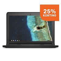 25% korting op Dell Chromebook: