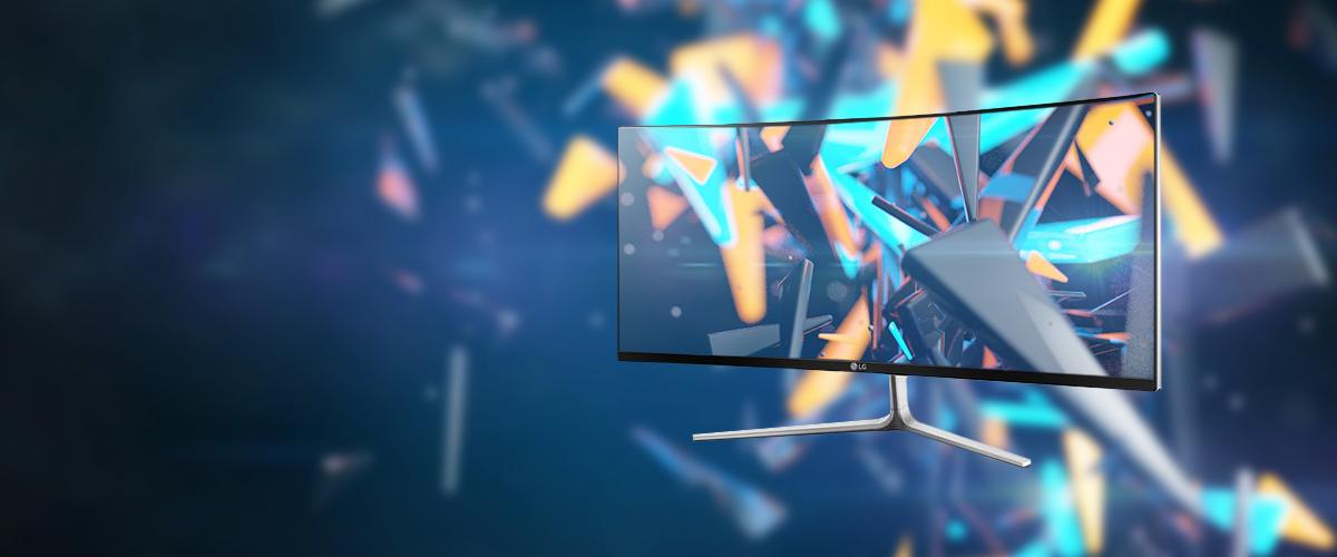 LG monitoren promotie