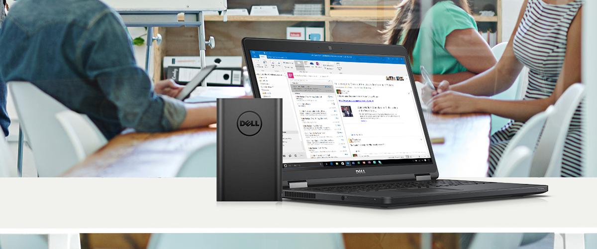 In prijs verlaagde Dell producten + GRATIS powerbank