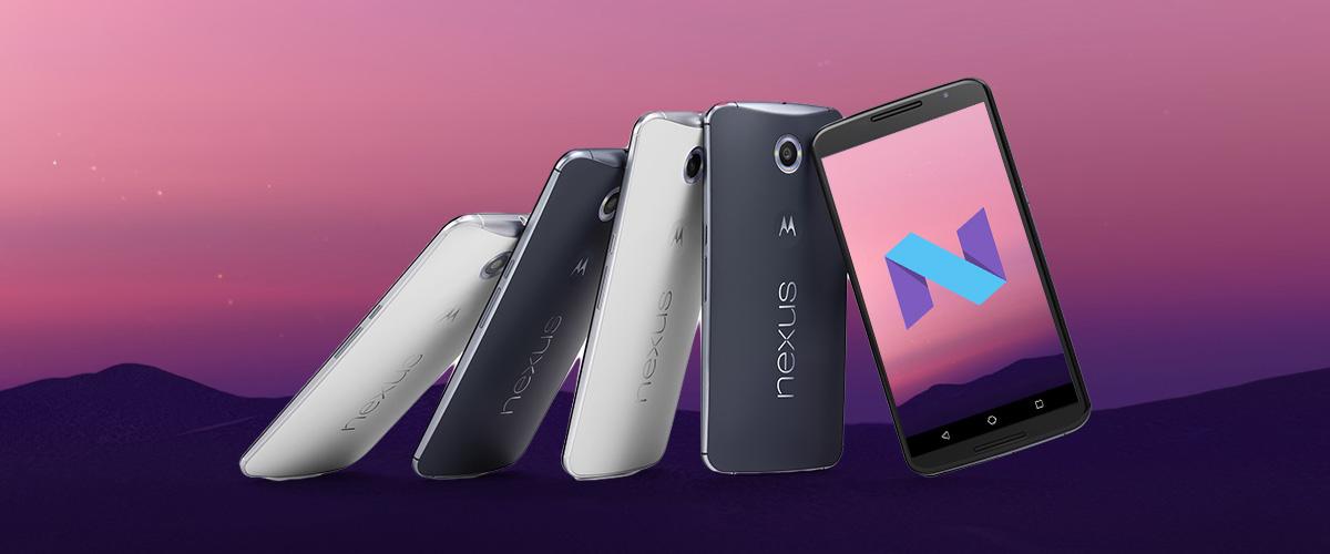 Krijgt uw smartphone een Android N update?