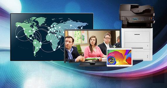 Upgrade uw werkplek voordelig met Samsung Business acties