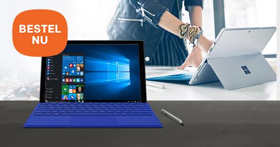 Alles over de Surface Pro 4