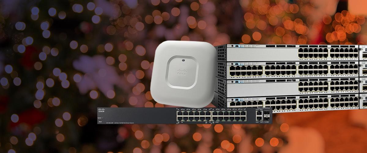 Cisco deals: