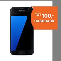 Ontvang hoge cashback op de Samsung Galaxy