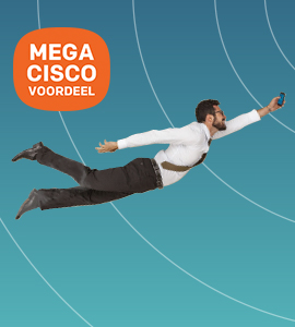 Aantrekkelijke Cisco acties
