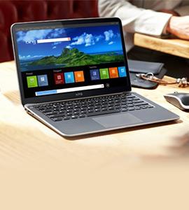 Dell XPS 13: de dunste ultrabook ter wereld