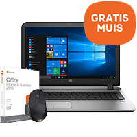 HP notebook + Microsoft Office