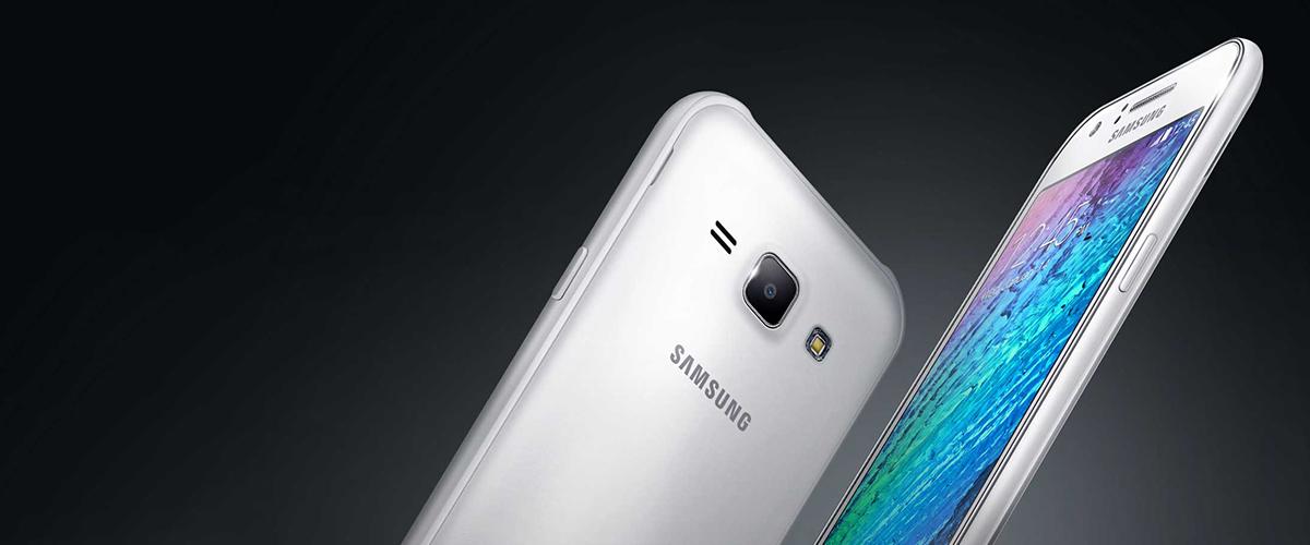 De verbeterde Samsung Galaxy J1 of De Samsung Galaxy J1 2016