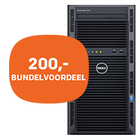 200,- bundelkorting bij Dell PowerEdge servers