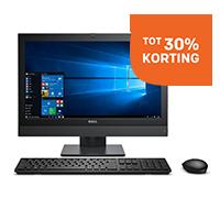 Tot 30% korting op Dell producten