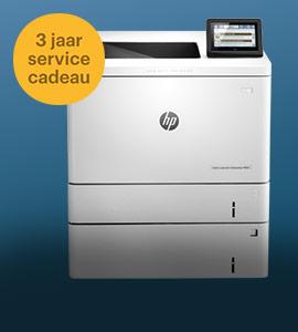 MKB printers van HP