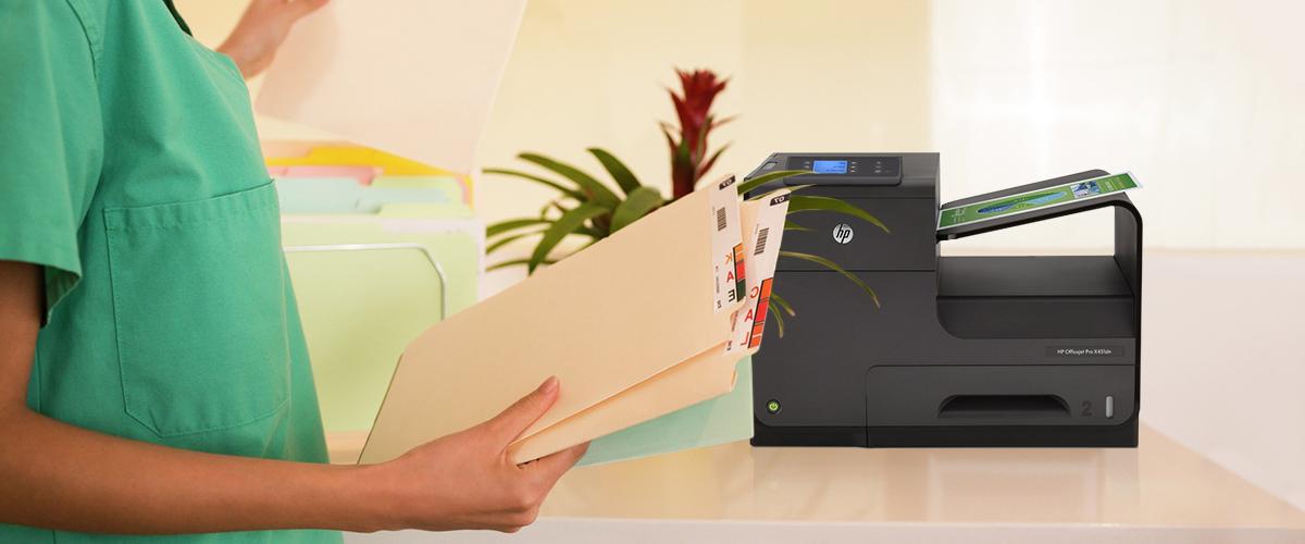 GRATIS smart home set bij HP OfficeJet Pro X