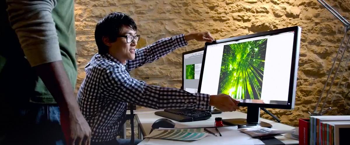 Nieuwe Dell UltraSharp 34'' gebogen monitor