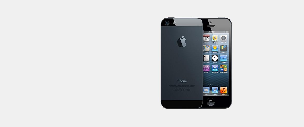 Tijdelijk: Apple iPhone 5 actie