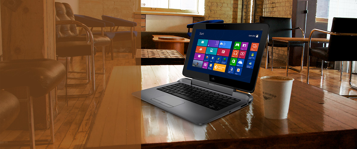 HP Pro x2 612: tablet en notebook in 1