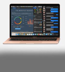 Werk veiliger, duurzamer en productiever met een Mac