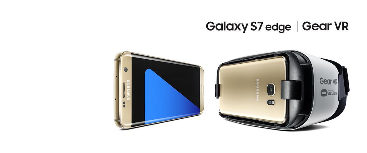 GRATIS Gear VR bij Galaxy S7 en S7 edge